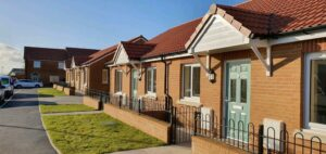 Greenhill Primary site new homes United Welsh